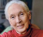 Jane Goodall to Speak