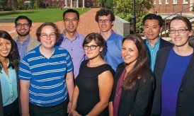 Twelve professors joined the faculty this year.
