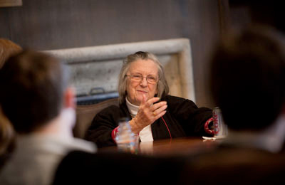 CAMPUS: Nobel Laureate Elinor Ostrom
