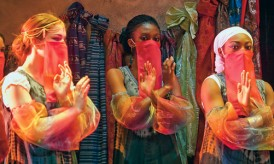 College Theater Presents Arabian Nights