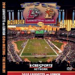 Lafayette-Lehigh Rivalry 150 DVD On Sale