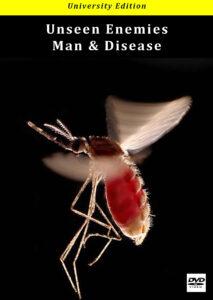 Unseen Enemies Man & Disease DVD cover