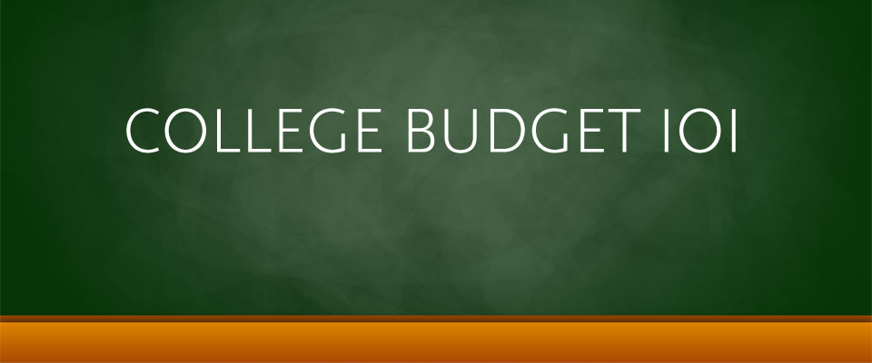 College Budget 101
